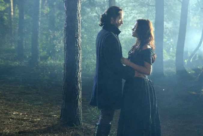 Sleepy Hollow 1x05 - John Doe